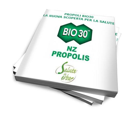 propoli bio30 la nuova scoperta per la salute ebook