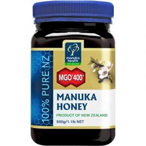 Miele di Manuka MGO 400 da 500 grammi