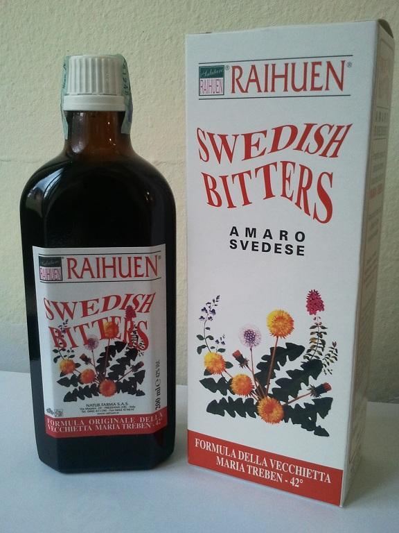 Amaro Svedese di Maria Treben: l'amaro svedese per eccellenza
