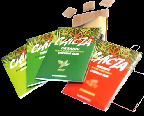 chicza chewing gum etico