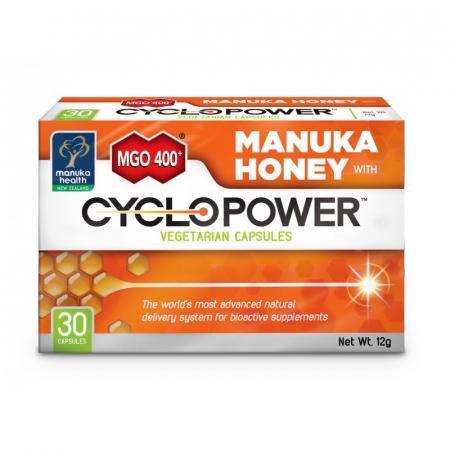 Cyclopower con Miele di Manuka Blister da 30 capsule