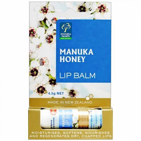 Balsamo labbra con miele di Manuka MGO™250+ dall'azione rassodante
