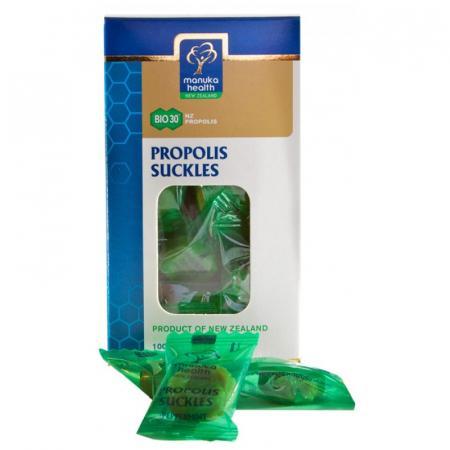 Caramelle con Propoli Bio 30 in confezione da 100 gr