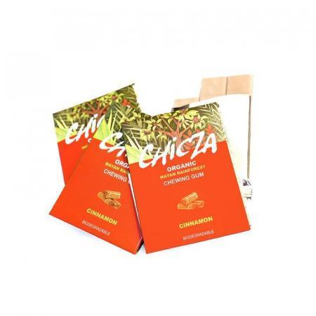 Chicza Aroma Cannella, la gomma da masticare senza glutine per ciliaci
