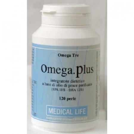 Omega 3 Plus èun integratore di Omega 3 con acido alfa lipoico e vitamina E