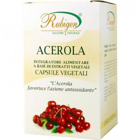 Acerola in capsule è un prodotto perfetto per la stagione invernale