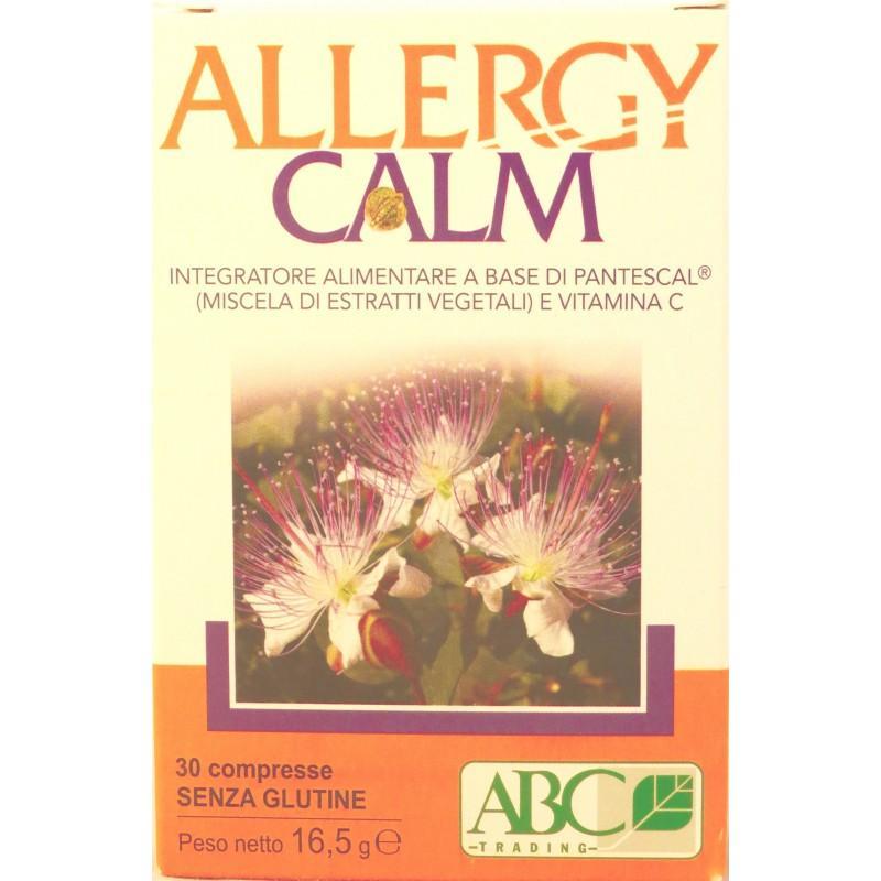 Allergy Calm, integratore alimentare a base di Cappero