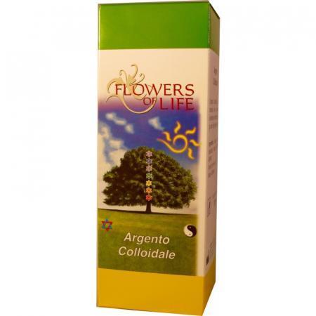 Argento Colloidale 40 ppm - Flacone da 250 ml con contagocce