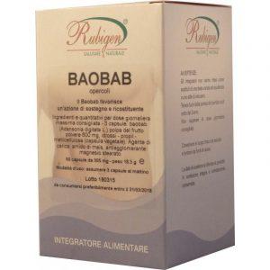 Polpa di Baobab in Capsule