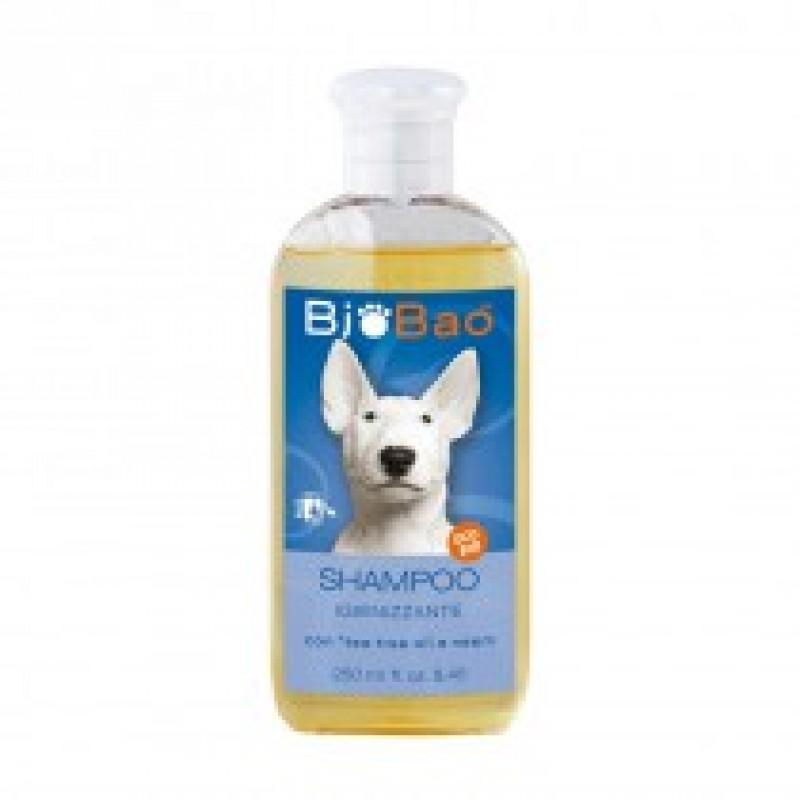 Bjobao - Shampoo Igienizzante con Tea Tree oil e Neem