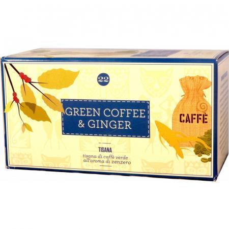 Tisana Caffè Verde e Zenzero, un nuovo modo di bere il caffè