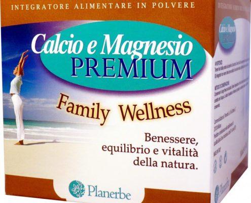 Integratore ci calcio e magnesio alimentare in polvere