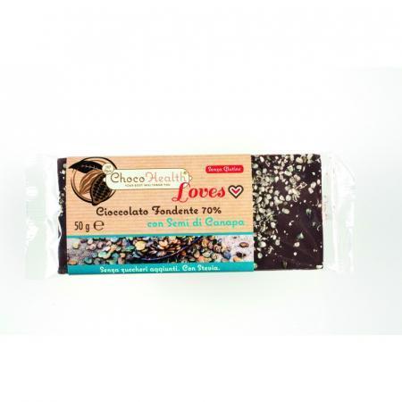 cioccolato di canapa
