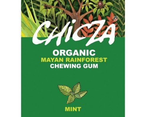 Chicza menta, Chewing Gum biologico Gomma da Masticare