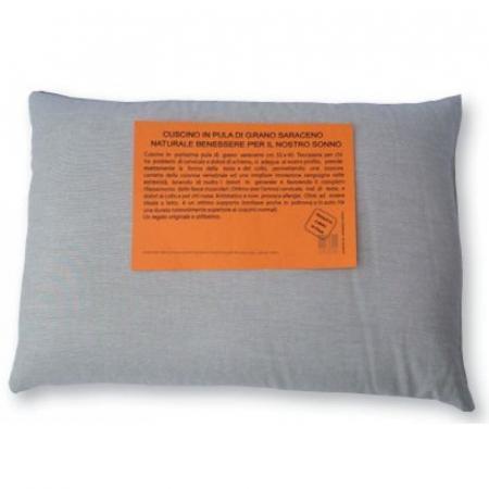 Cuscino di Pula di Grano per chi ha problemi di cervicale e schiena