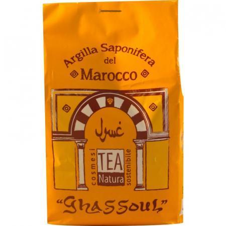 Argilla Ghassoul Saponifera del Marocco per le pelli sensibili e allergiche