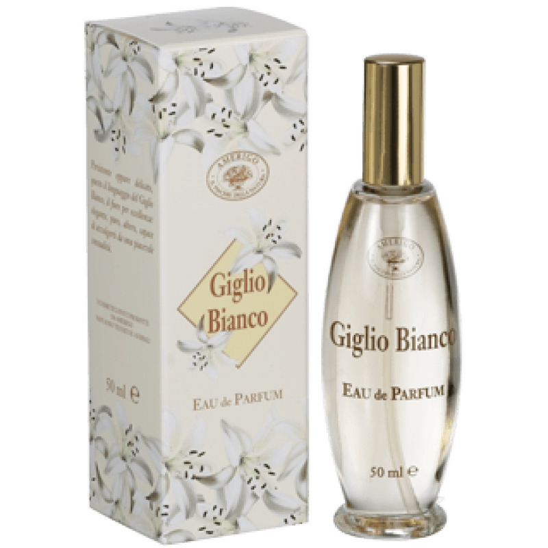 Profumo naturale Salute in Erba: Giglio Bianco Eau de Parfum