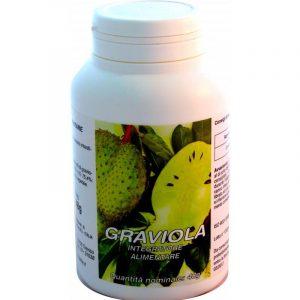 graviola in capsule utile per il tratto intestinale