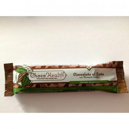 Choco Health, Cioccolato al Latte con Fermenti lattici