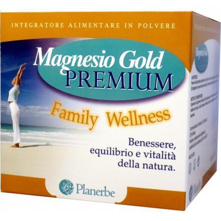 Magnesio Gold Premium per il buon funzionamento del sistema nervoso