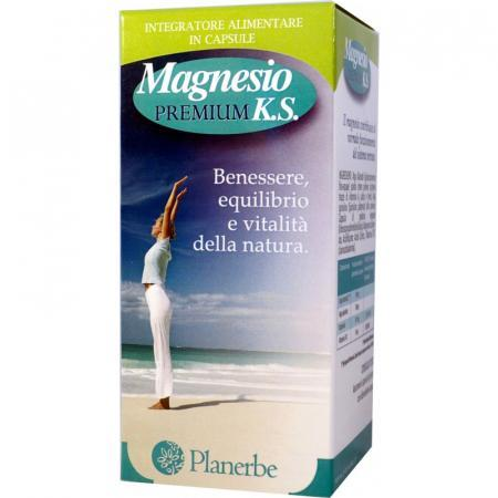 Magnesio Premium K.S. Integratore alimentare in capsule