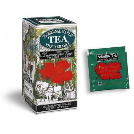 Maple Tè all'acero gradito a canadesi ed americani