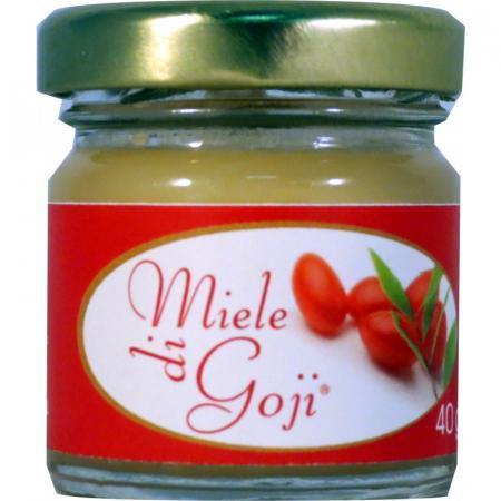 Il miele di Goji è un miele puro, non adulterato e filtrato dalle impurità
