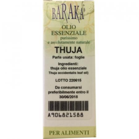Olio essenziale Tuja, contro verruche, condilomi ed escrescenze