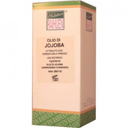 Olio di Jojoba ottenuto da premitura a freddo in confezione da 100 ml