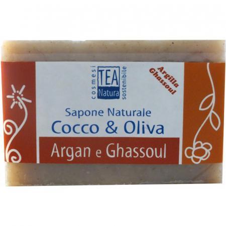 Argan e Ghassoul, un sapone ottenuto in modo naturale a freddo