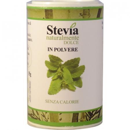 Stevia pura in polvere