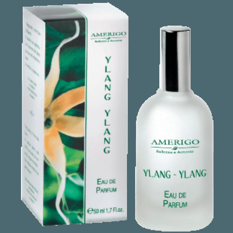 Ylang Ylang Eau de Parfum: il fiore dei fiori, una profumazione giovane ma ricercata che lascia un'impronta unica e insolita.
