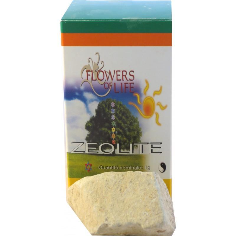 Zeolite in Pietra Deodorante