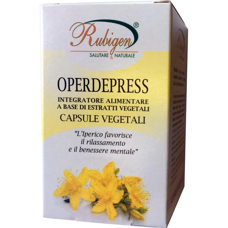 Operdepress capsule vegetali contro la depressione