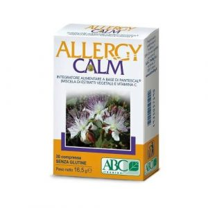 Allergy Calm, integratore alimentare a base di Cappero