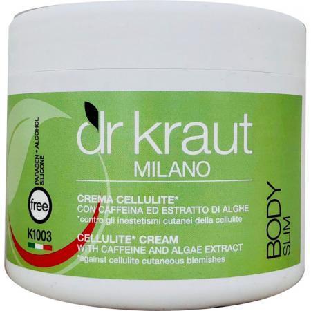 Crema Cellulite con Caffeina e Alghe dr. kraut