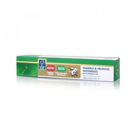 dentifricio miele di Manuka MGO400