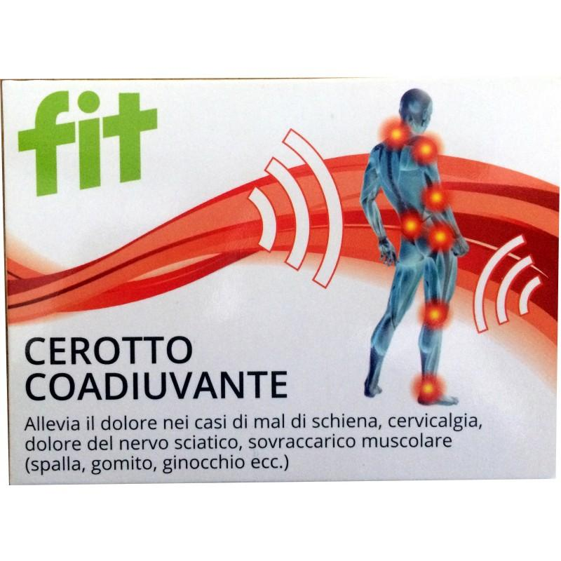fit patch cerotto naturale