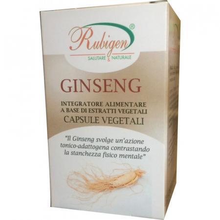 Integratore alimentare a base di estratti vegetali di Ginseng