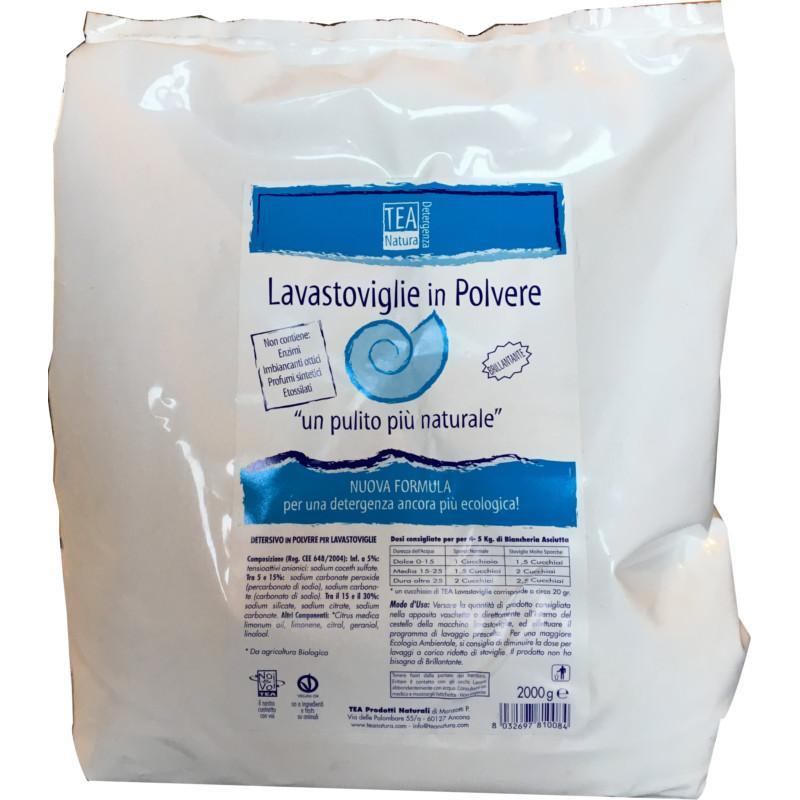 lavastoviglie in polvere