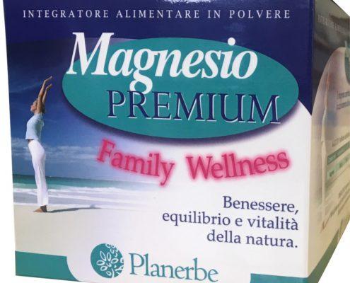 magnesio premium in flacone