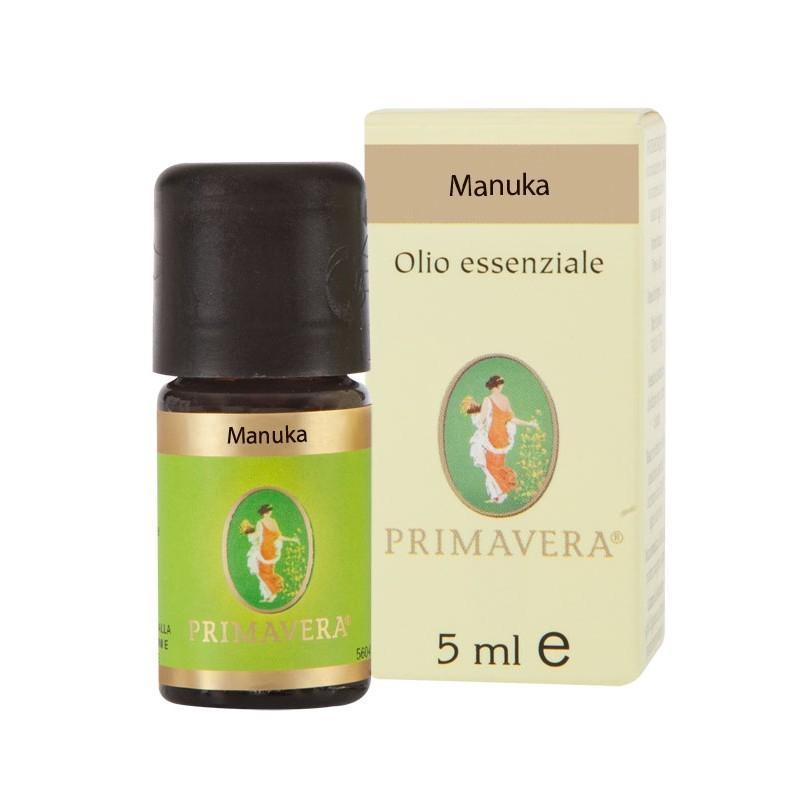 Olio essenziale di Manuka purissimo