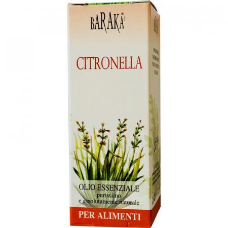 Olio essenziale di Citronella purissimo