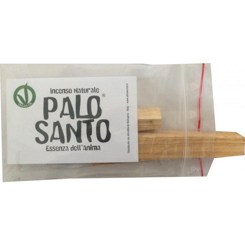 Aaroma del Palo Santo purifica l'aria dalle negatività
