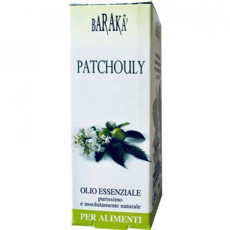 olio essenziale patchouly purissimo e di grado alimentare