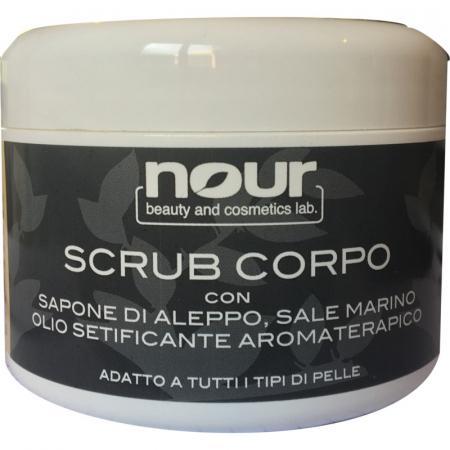 scrub corpo aleppo