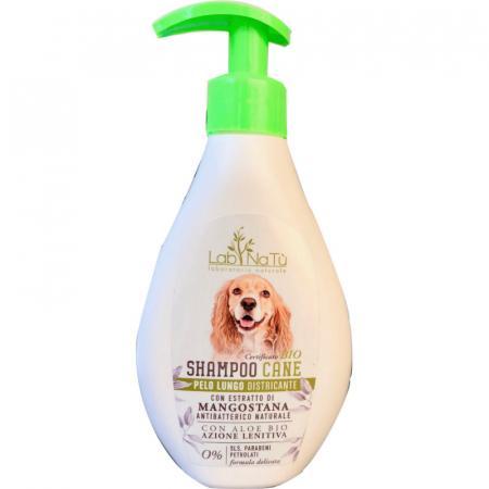 Shampoo Cane Pelo Lungo districante