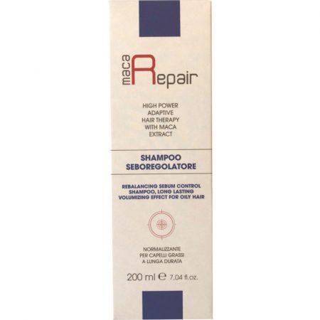 shampoo seboregolatore Maca Repair