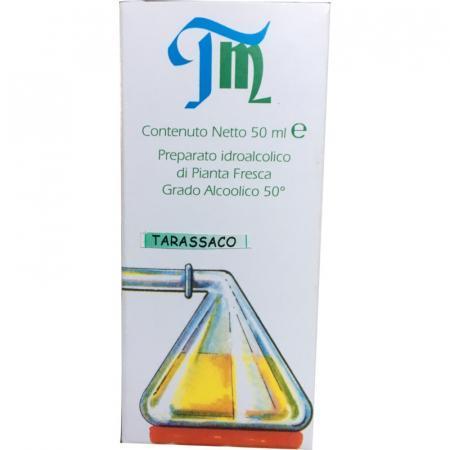 tarassaco tintura madre soluzione idroalcolica