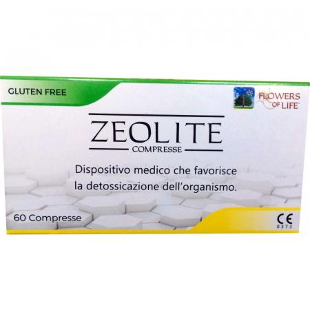 Zeolite in Compresse per la disintossicazione naturale